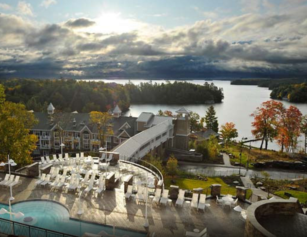 JW Marriott The Rosseau, Muskoka
