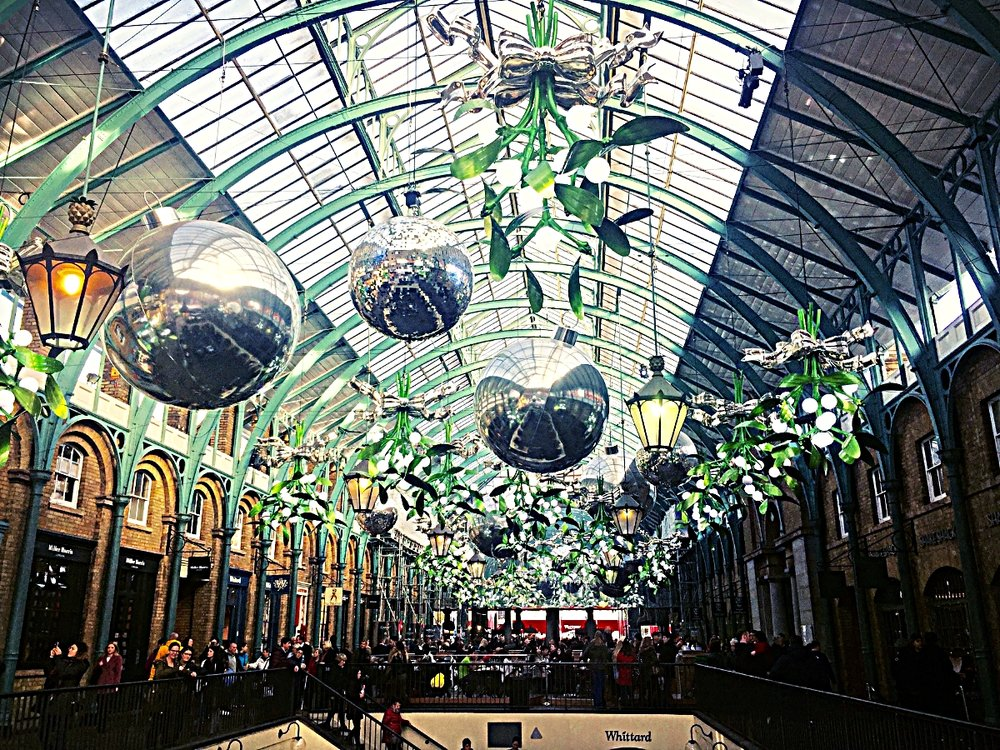 Click on photo to see the video of Covent Garden