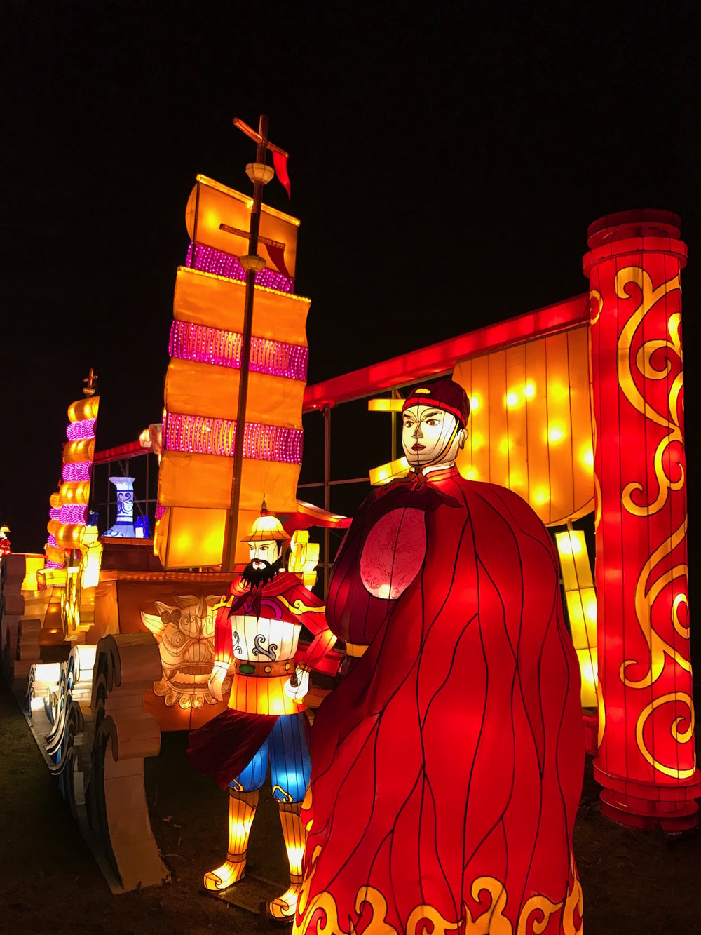 Magical Lantern Festival London 2017