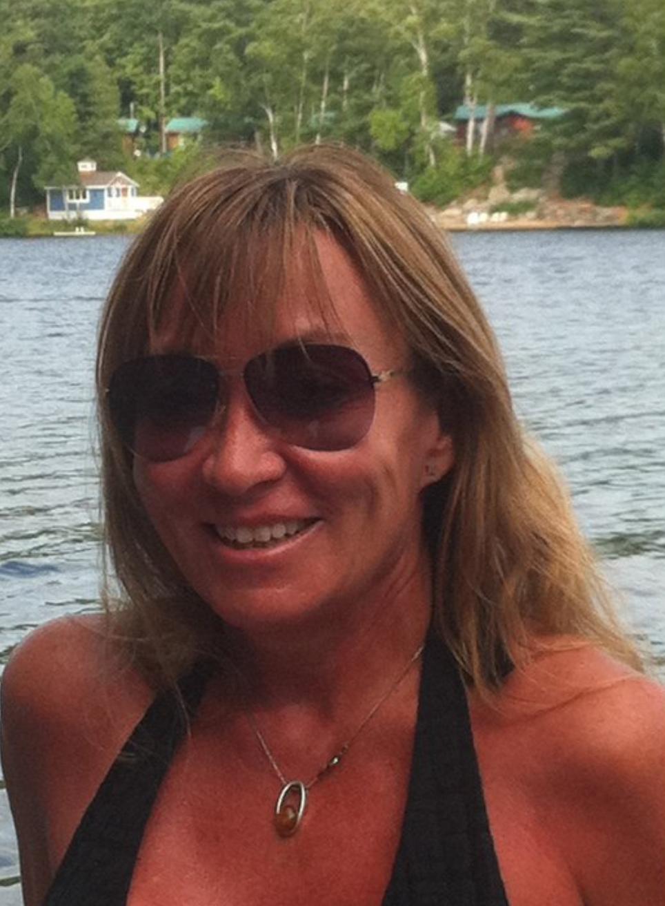 My friend Sharon Lane