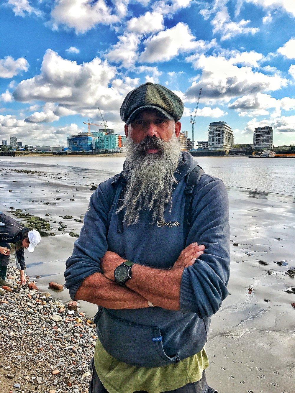 Mud-God, Steve Brooker