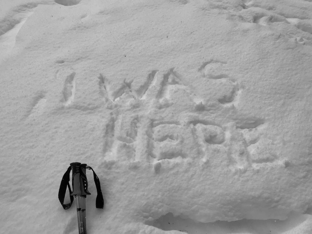 I was here! A Broad In London. Zermatt