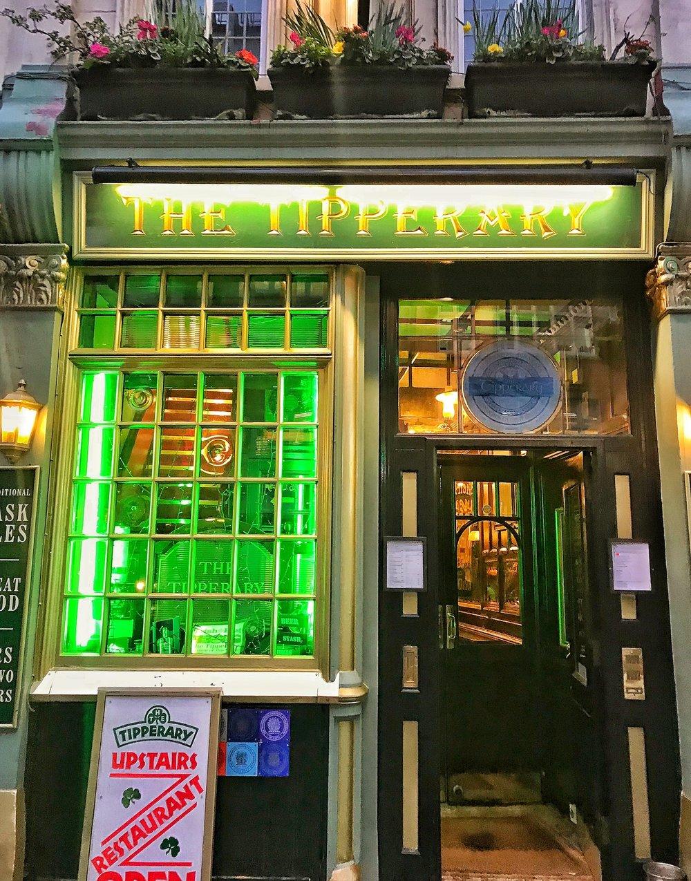 The Tipperary 66 Fleet St.