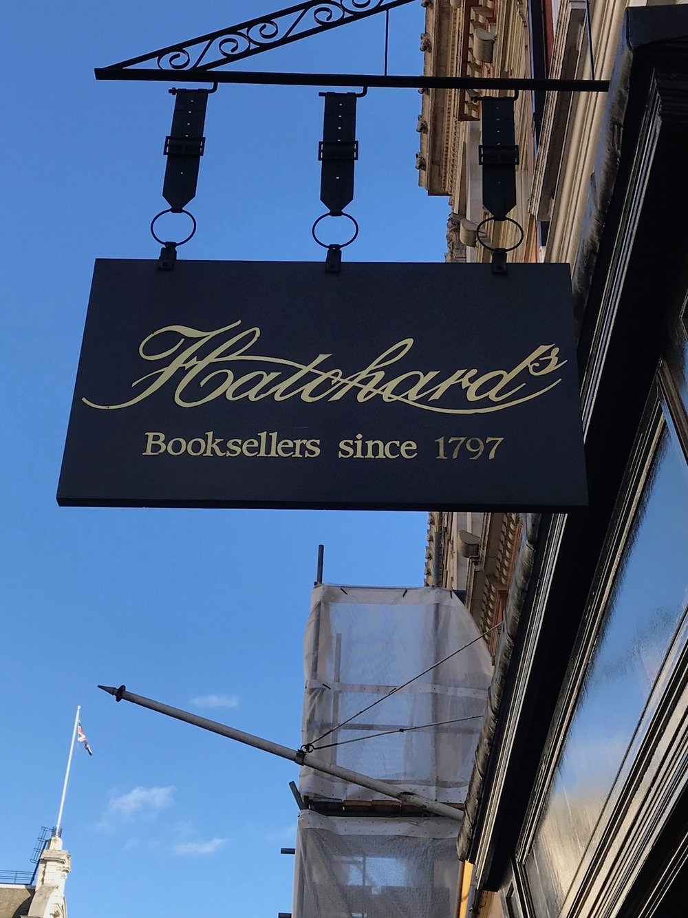 Hatchard's London's Book Store