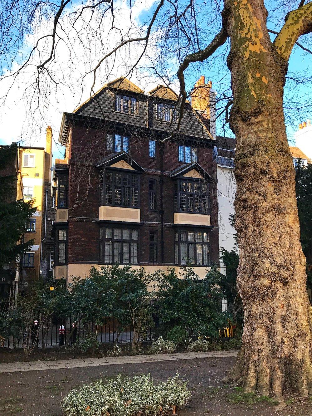 London's Oldest House.