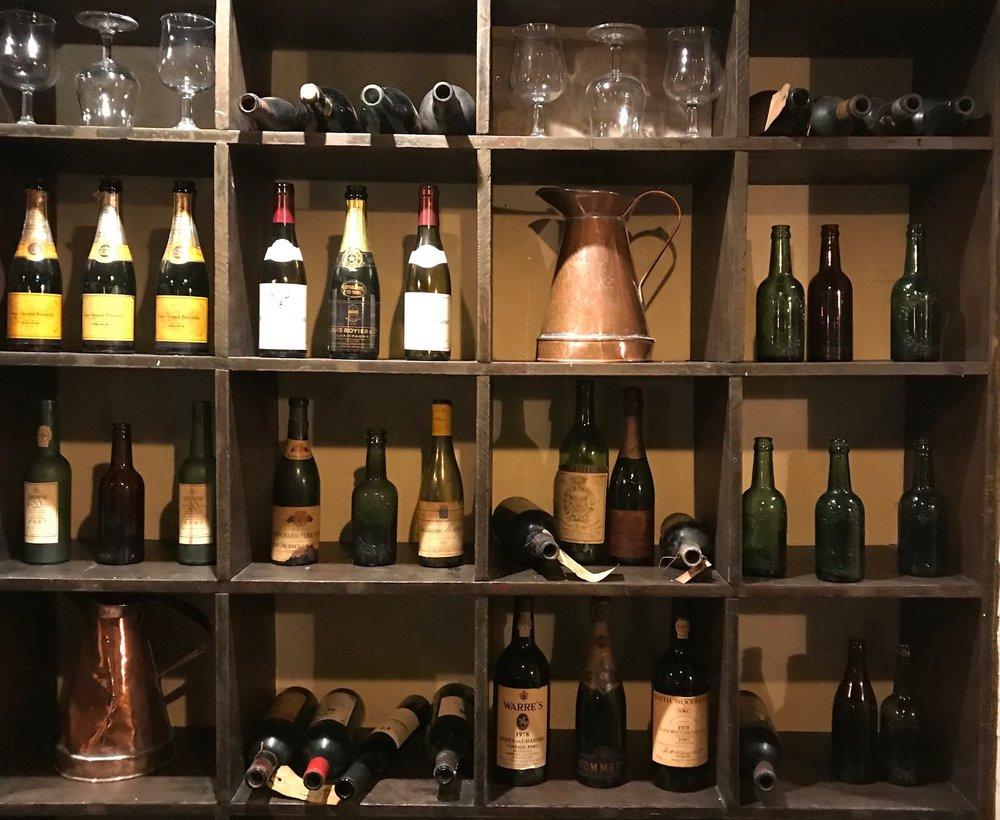 The Olde Wine Shades 6 Martin Lane