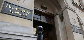 C Hoare & Co. UK's Oldest Bank