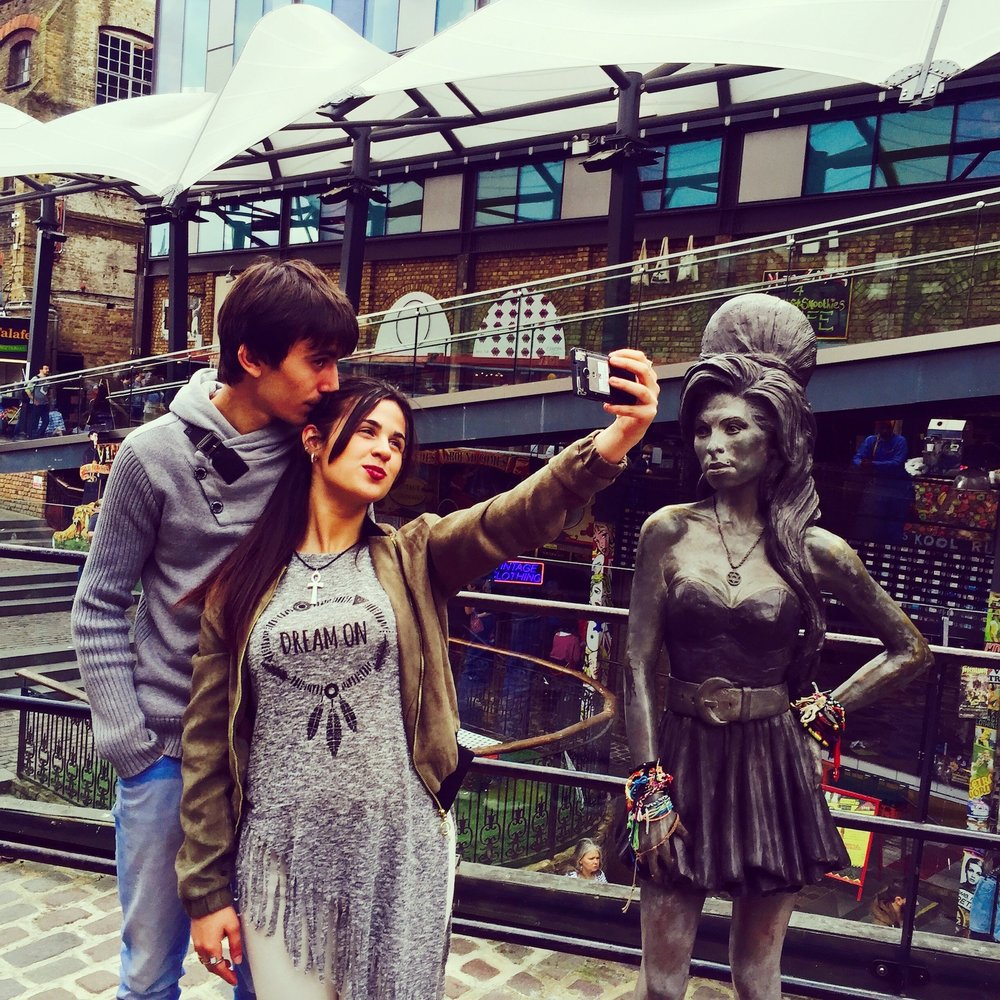 Posing With Amy Winehouse in Camden Market.jpg