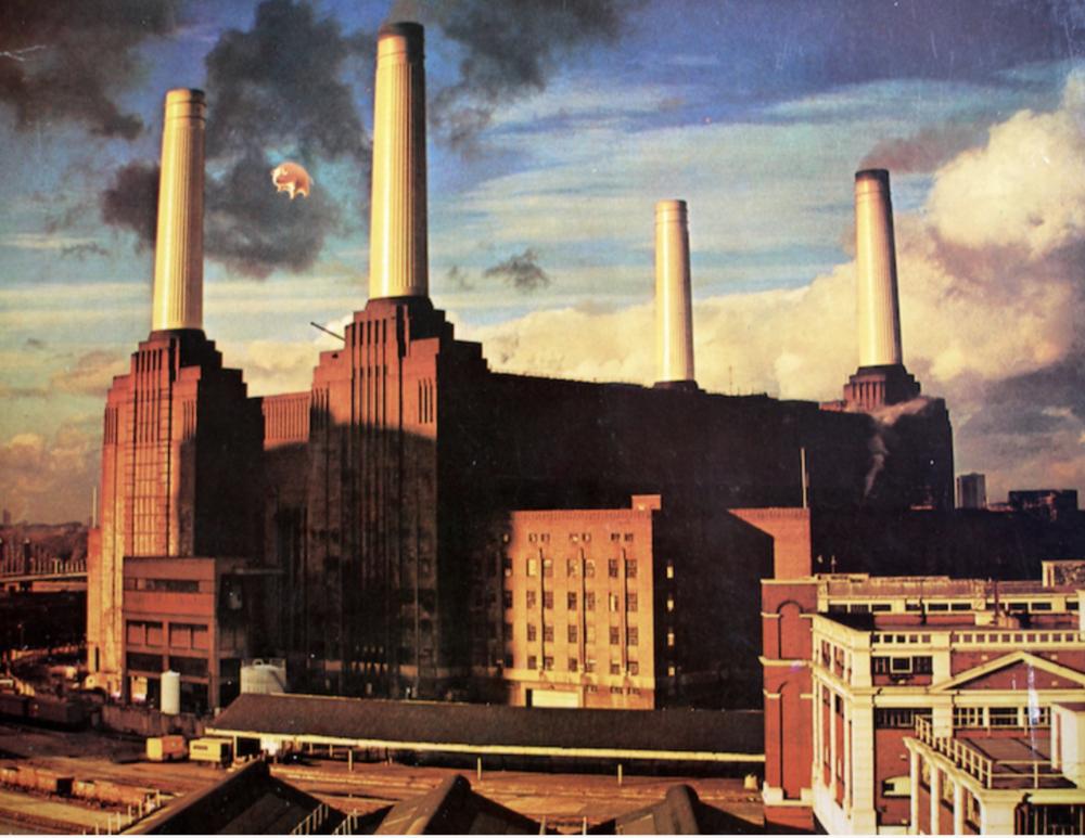 Pink Floyd Album Cover