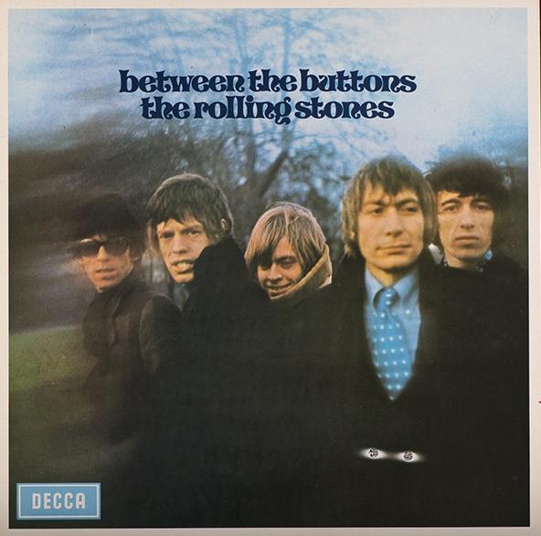 Rolling Stones Album Cover Primrose Hill.