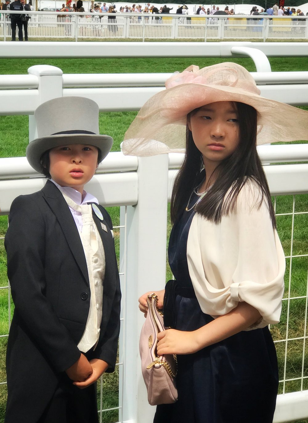The children of Ascot