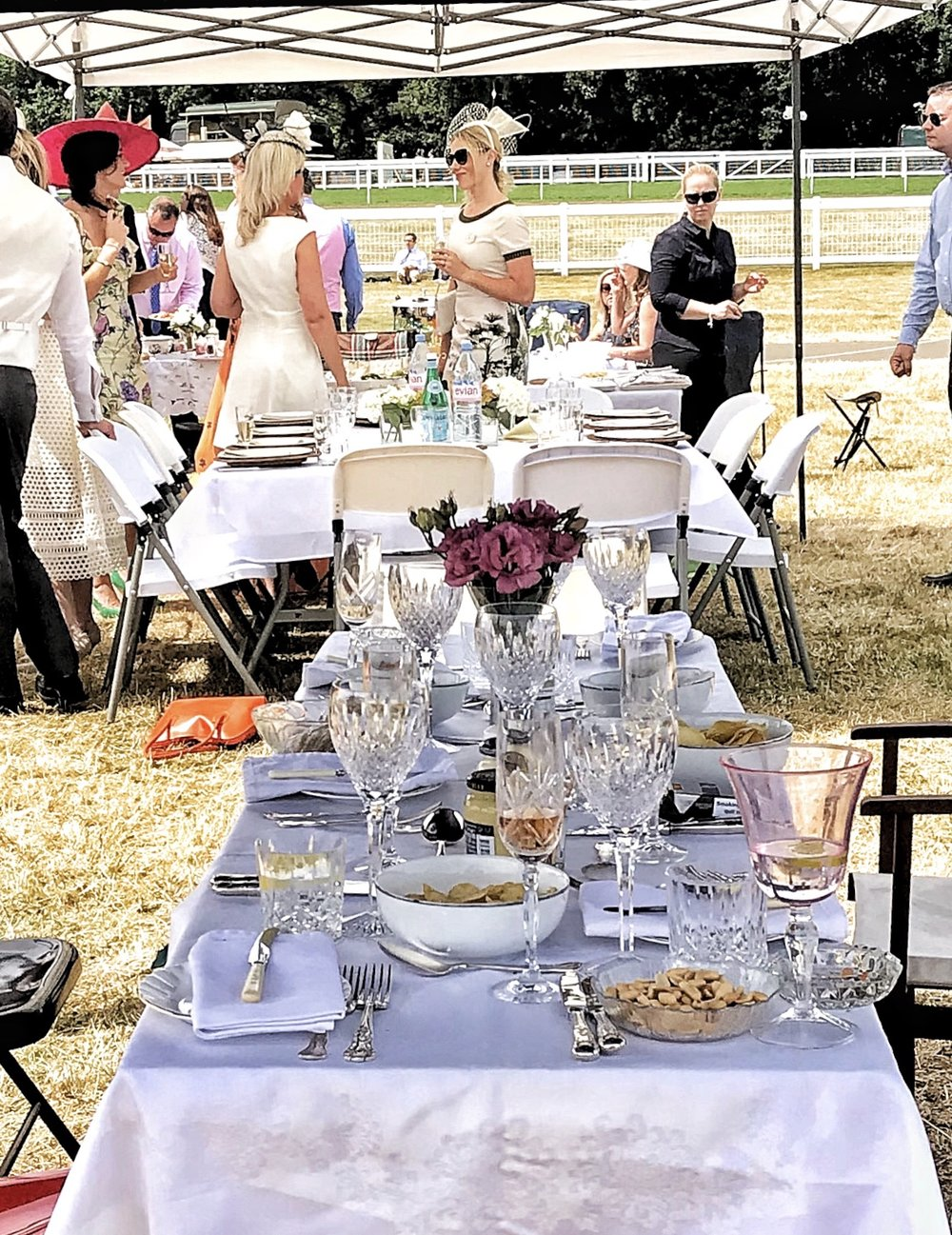 Tailgating Picnic At Royal Ascot