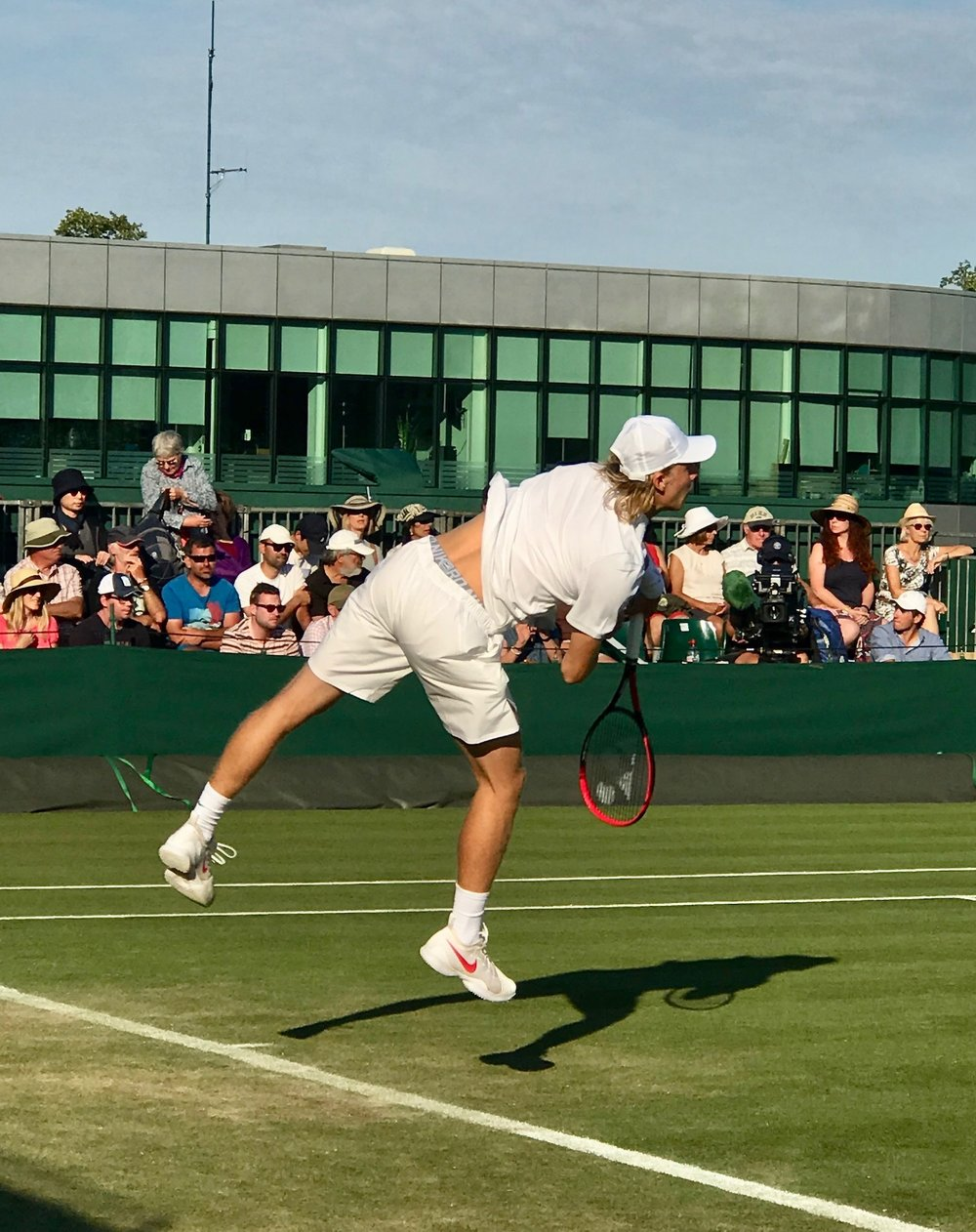 Ace Serve By Denis Shapovalov Wimbledon 2018.jpg