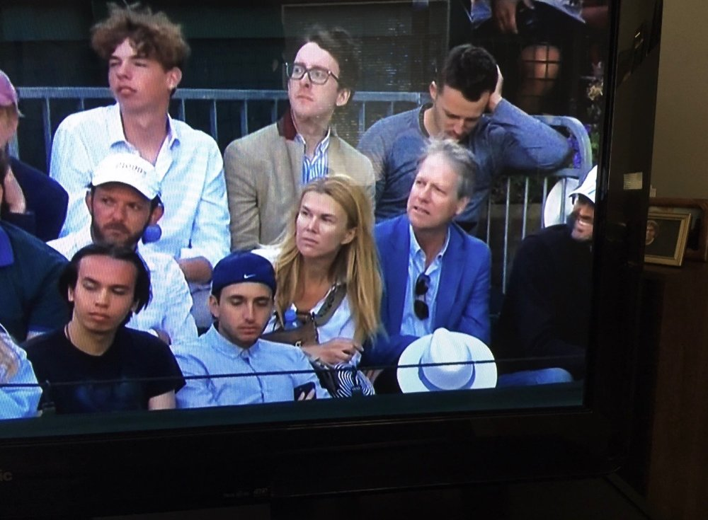 Being Watched While Watching Wimbledon Abroad In London.jpg