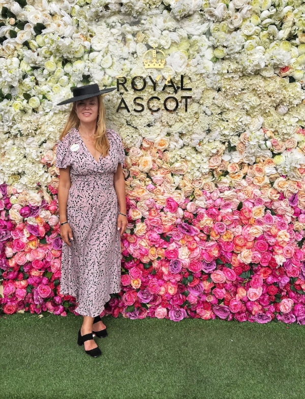 A Broad In London at Royal Ascot