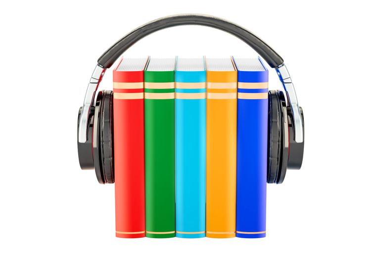 books-with-headphones--audiobook- Audible App. A Broad In London's Top Five Things of 2018