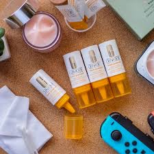 Clinique Daily Booster Vitamin C. A Broad In London's Top Five Things of 2018