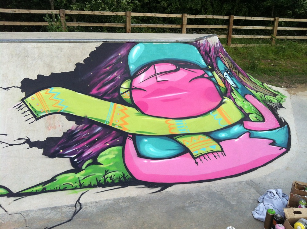 Farringdon Skate park