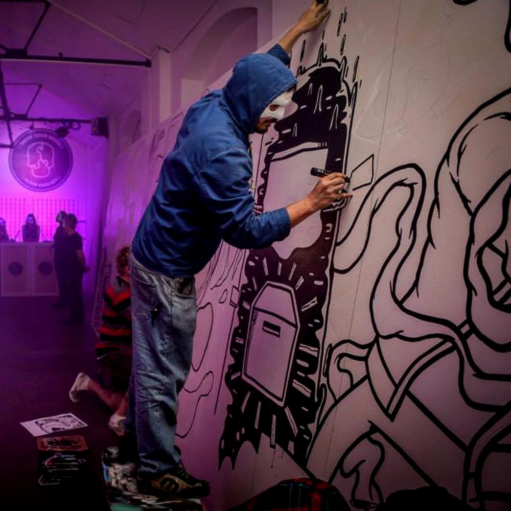 Cubanisto Live art