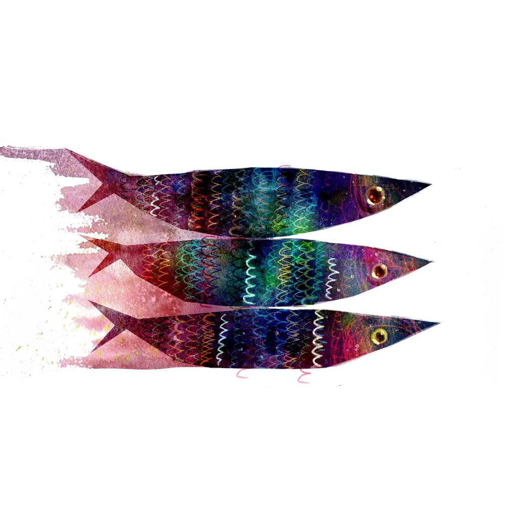 Universe Fish