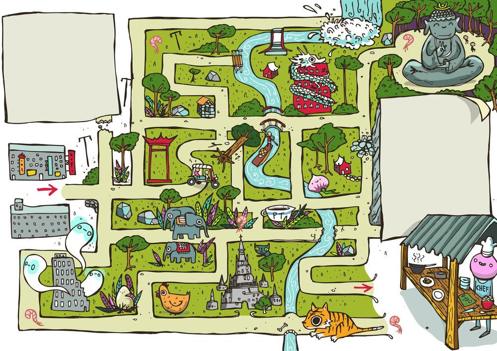 Busaba maze.jpg