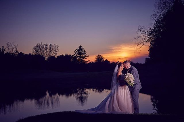 Over a year of planning for a lifetime of love and happiness. : : #love #happiness #lifetime #ido #wedding #sunset #brideandgroom #married #justmarried #horsham #doylestown #philadelphia #pennsylvania #weddingphotography #philadelphiaphotographer #pandanggophotography #pandanggophoto