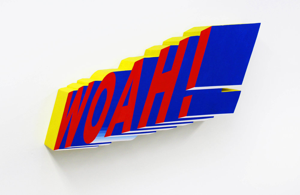 Untitled (Woah!), 2016