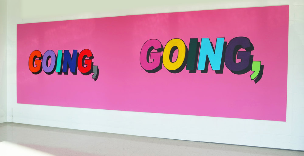 Going, Going,  2016