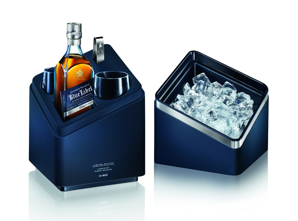 JOHNNIE WALKER BLUE LABEL Mini Cube