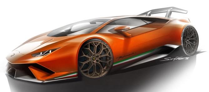 DNA Lamborghini -