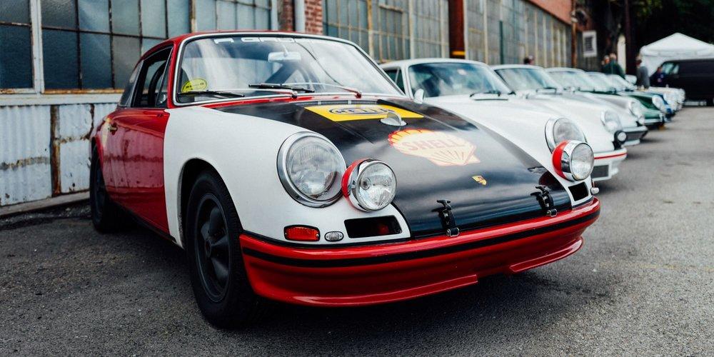 Paraíso dos Porsches -