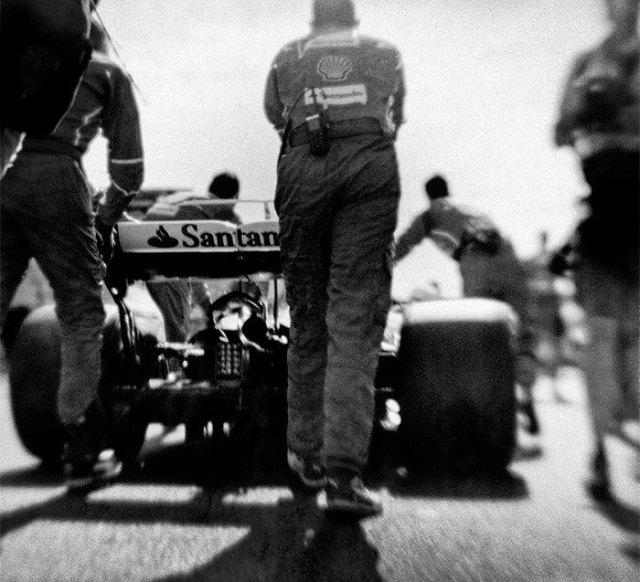 F1 com uma câmera de 104 anos! -