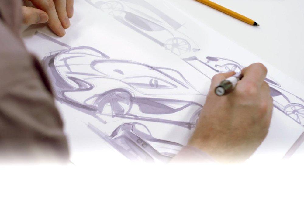 Por dentro do design da McLaren -