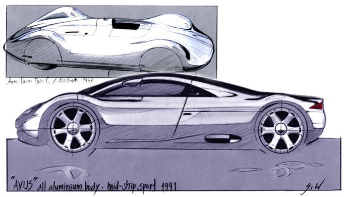A incrível coleção de sketches do Tio Jony -