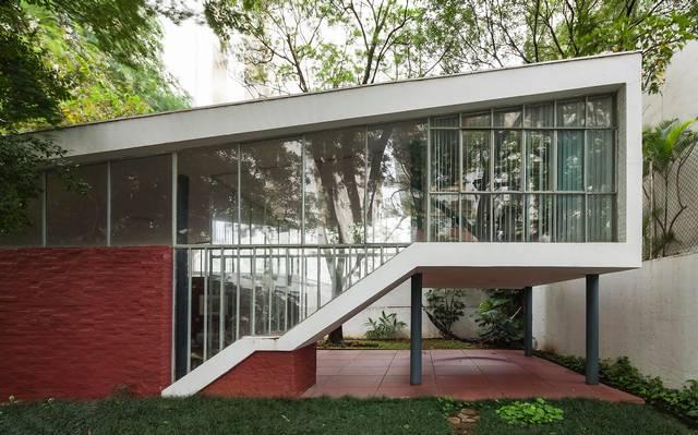 5 edificações brasileiras -