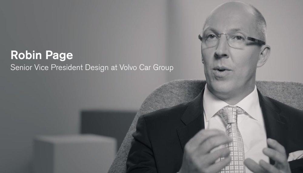 O design do Volvo XC40 -