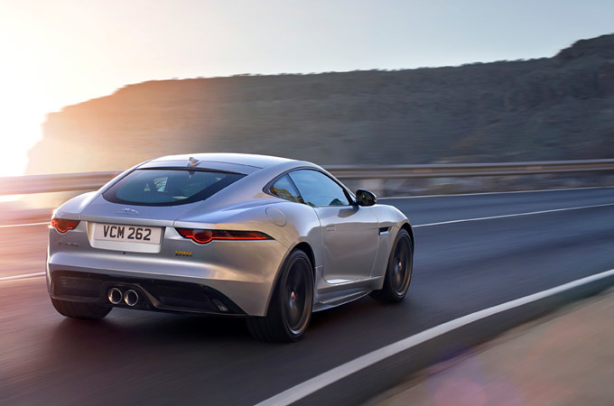 Easter eggs do F-Type -