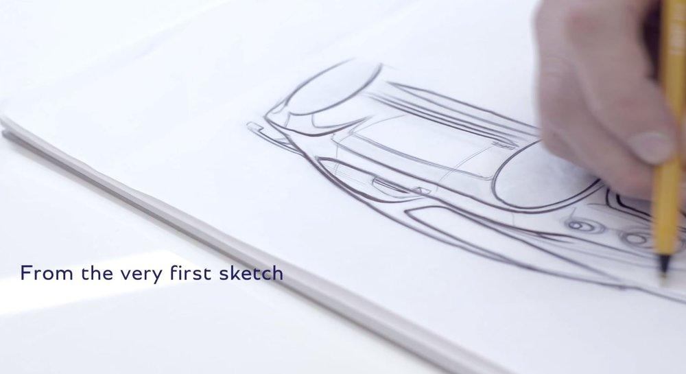 Dicas de sketch com o head da Bentley -