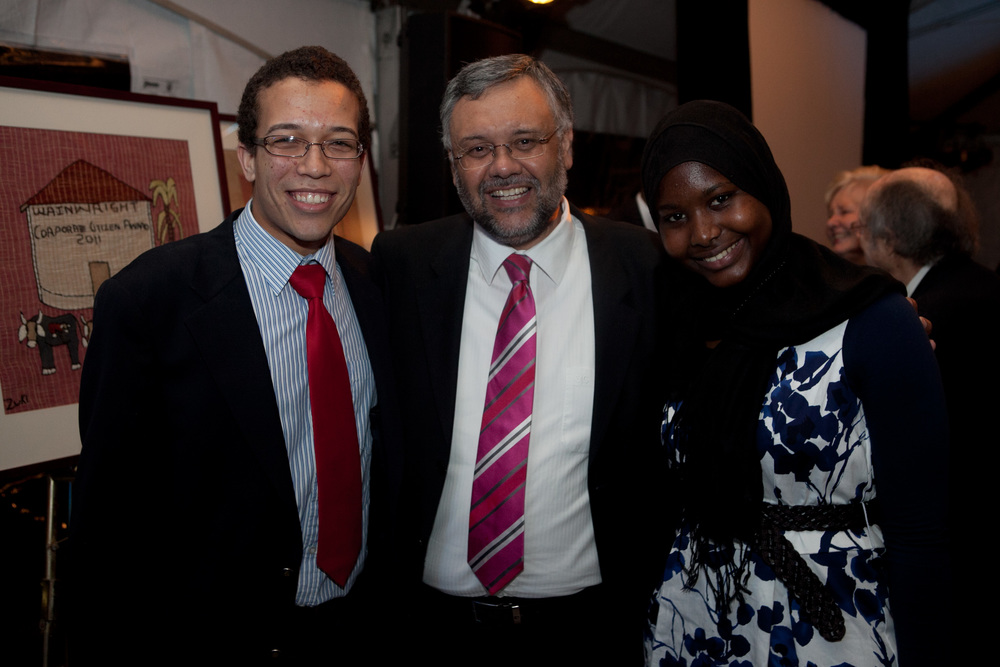 Ambassador Ebrahim Rasool with Spencer and Fatou in Boston IMG_7263.jpg