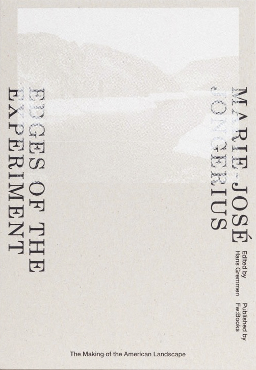 Title: Edges of the Experiment Publisher: FW: Books ISBN nr.: 9789490119263 Edition: First Edition Price:€ 50.00 >buy