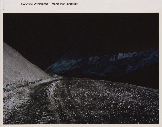 Title: Concrete Wilderness  Publisher:  Marie-José Jongerius   ISBN nr.:  0028672540952   Edition:  First edition   Price:  €40.00     >  buy