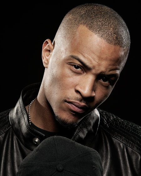 Rapper TI by Tom Medvedich