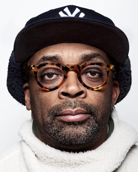 Spike Lee by Tom Medvedich