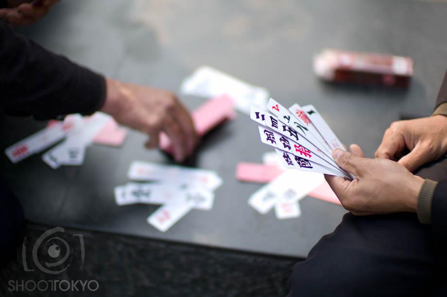 Gambling Hands
