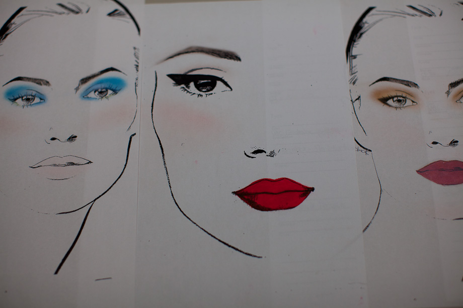 Minami_Yasuda's_make_up_drawings