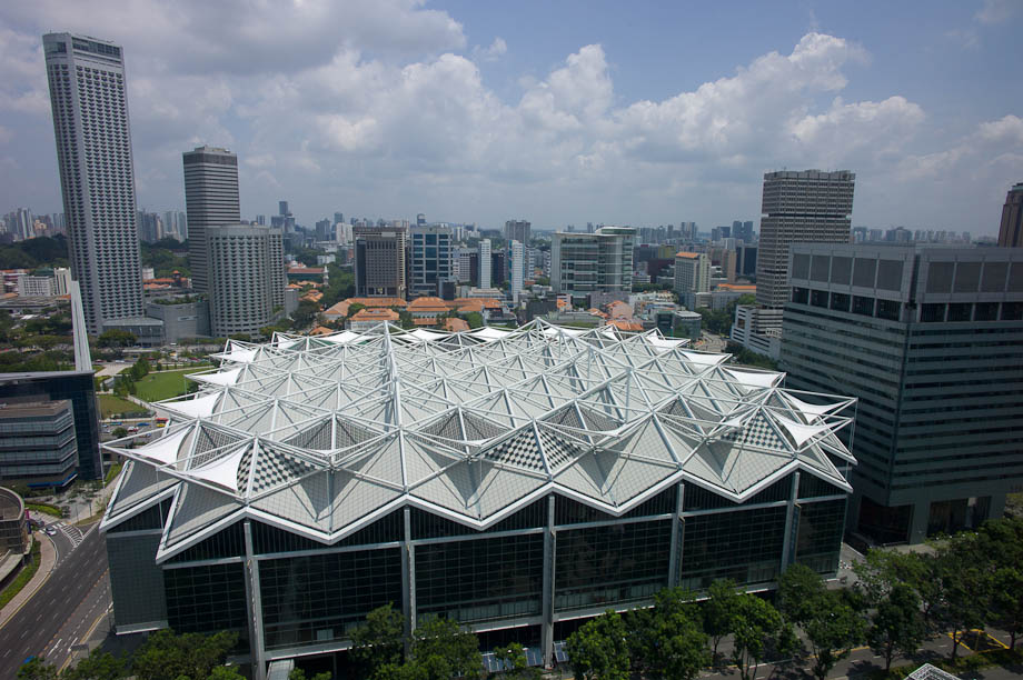Singapore Convention Center