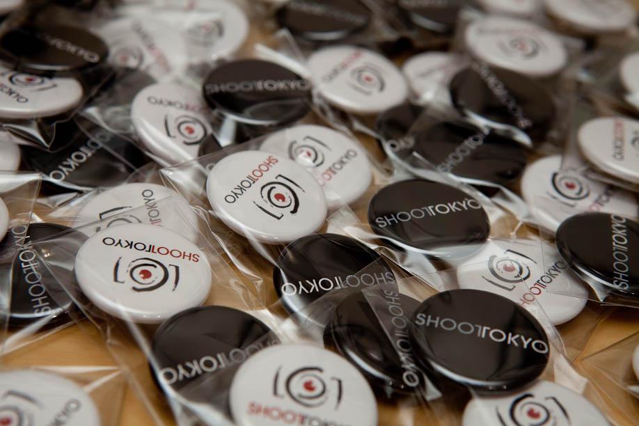 ShootTokyo Buttons