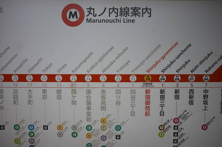 Marunouchi Line
