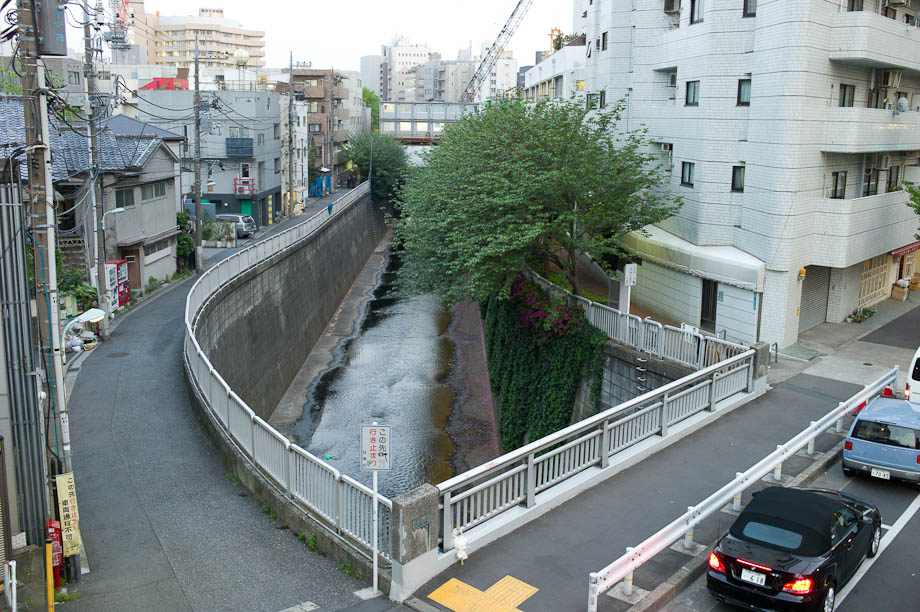 Meguro River, Nakameguro, Tokyo, Japan