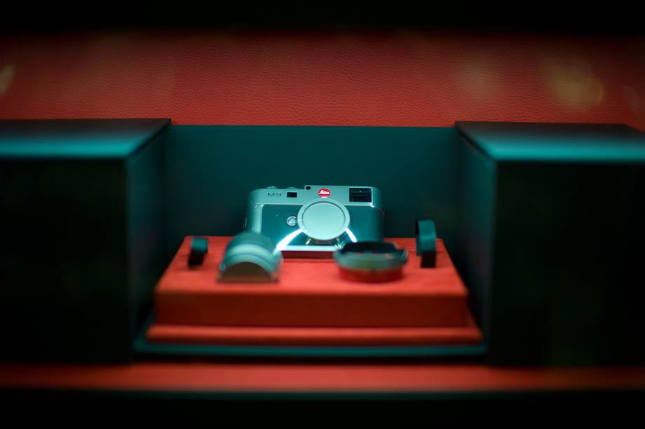 Leica M9 Titanium Edition